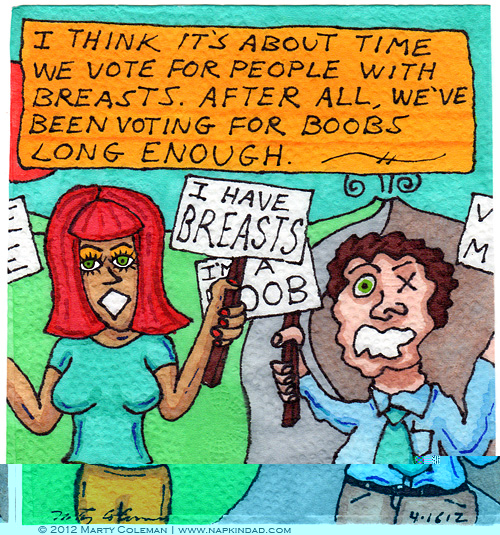 Breasts vs Boobs