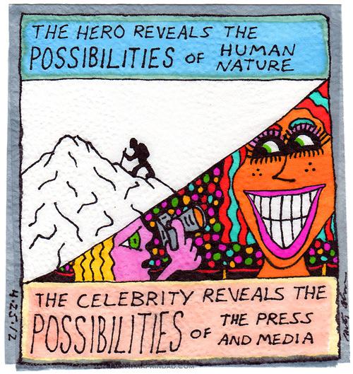 Heroes vs Celebrities