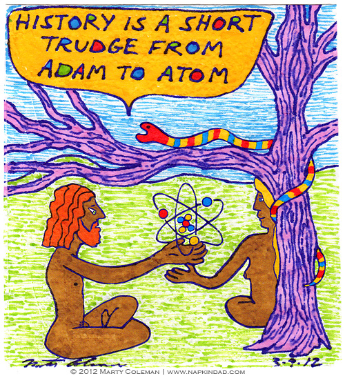Adam to Atom - History Lesson #5