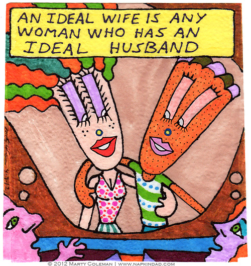 The Ideal Wife - Marriage Week #1