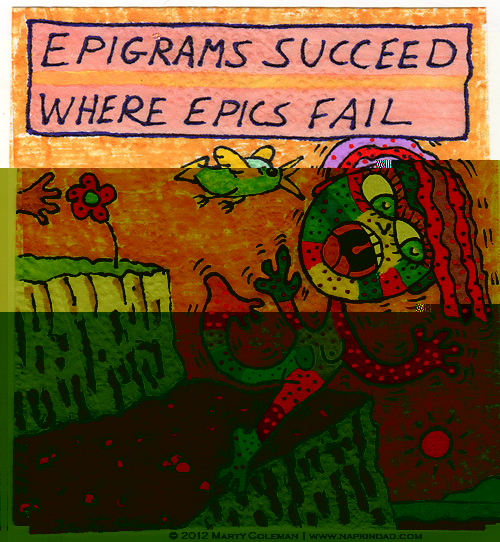 epigrams and epics