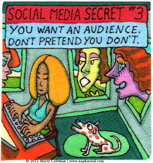 The Audience - Social Media Secret #3