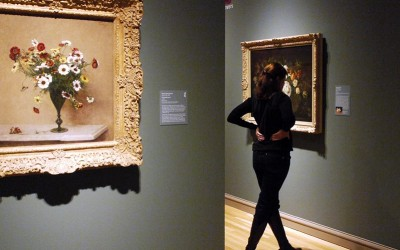 Museum Compositions – Bouquets in Dallas