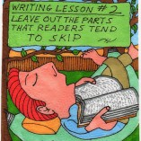 Writing Lesson #2