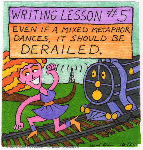 Writing Lesson #5