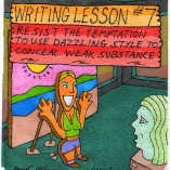 Writing Lesson #7