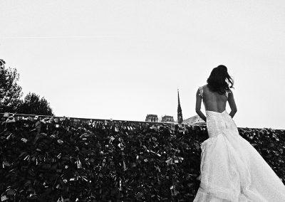 Bride and Locks