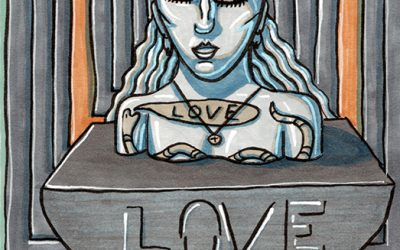 The Sculpture of Love – An Illustrated Short Story